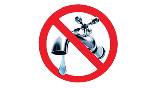 15-hour water cut in Colombo and suburbs