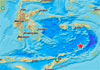 Strong quake recorded in Indonesia's Banda Sea
