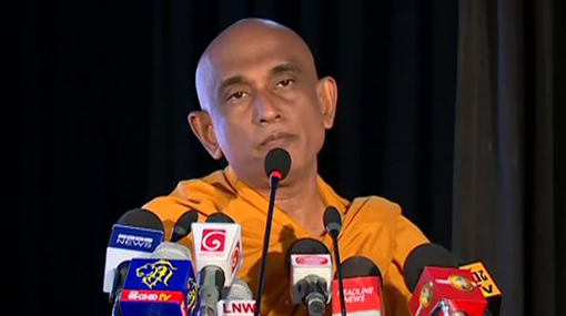 Rathana Thero urges President not to proceed with SOFA