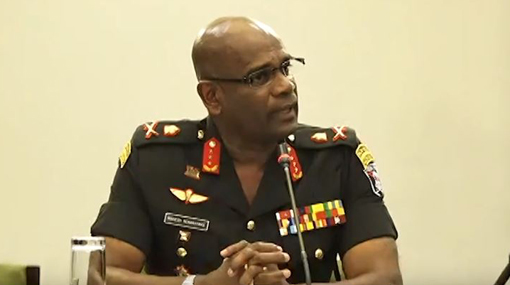 Impractical to say threat of terrorism is over - Army Chief