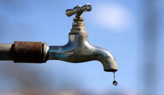 24-hour water cut for several areas in Colombo