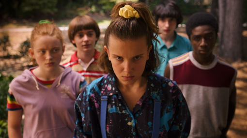 Stranger Things 3 breaks Netflix streaming record
