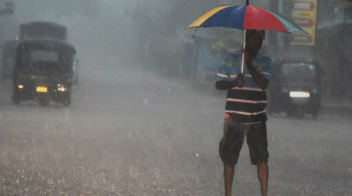 Thundershowers expected in most parts of the island