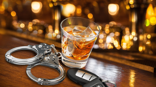 Over 2,000 drunk drivers arrested in less than a week