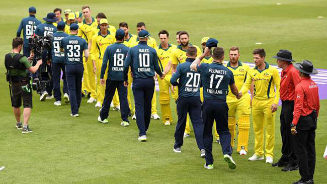 Australia bat first against England in semifinals