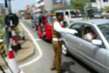 Traffic restricted on Kaduwela-Kollupitiya road for 3 hours