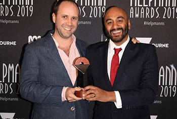 Sri Lankan epic receives four Helpmann Awards