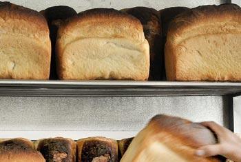 Price of bread rises…