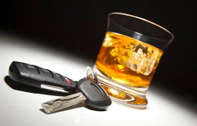 Over 3,300 drunk drivers arrested islandwide
