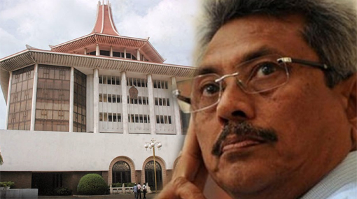 Two conspiracy charges in indictment against Gotabaya, court told