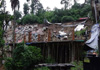 Landslides destroy 10 shops in Ginigathhena; one reported missing