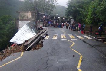 Landslides...