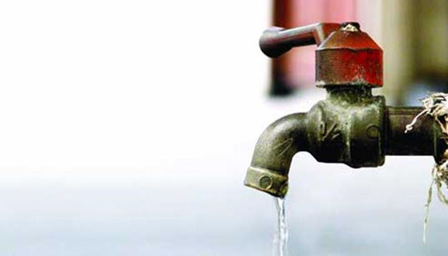 16-hour water cut in Colombo and suburbs