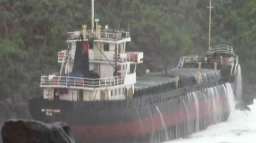 Removing fuel from distressed vessel at Rumassala reaches final phase