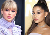 Swift, Grande lead VMA nominations but K-pop fans unhappy