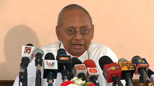 Cardinal Ranjith refuses to meet Presidential Candidates