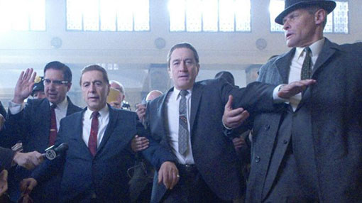 Martin Scorsese unites De Niro, Pacino, and Pesci in gangster epic 'The Irishman'