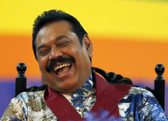 UPFA decides to give nomination to Mahinda Rajapaksa