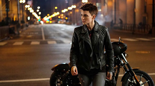 Ruby Rose's 'Batwoman' is TV's 1st out LGBTQ superhero