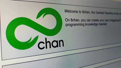 8chan goes offline after network provider Cloudflare pulls support following mass shooting