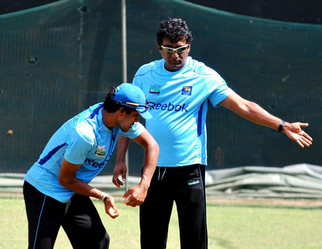 Rumesh Ratnayake to be interim head coach for national team - SLC