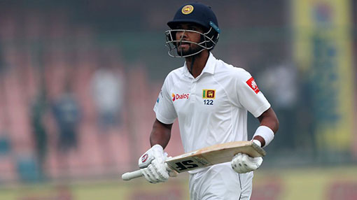 Sri Lanka include Chandimal in 15-man squad