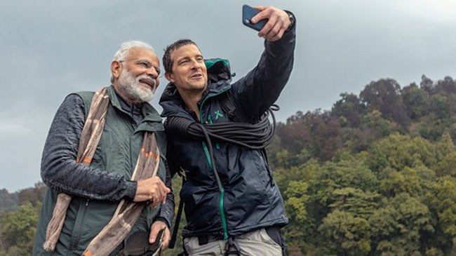Man vs Wild: India reacts to Modi's Bear Grylls debut