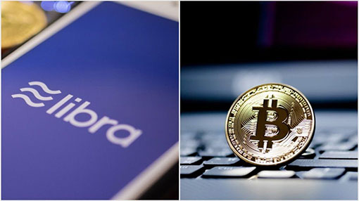 Facebook cryptocurrency scams offering to sell Libra for