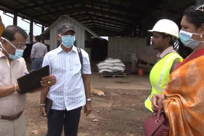 CMC councilors visit Muthurajawela garbage dump