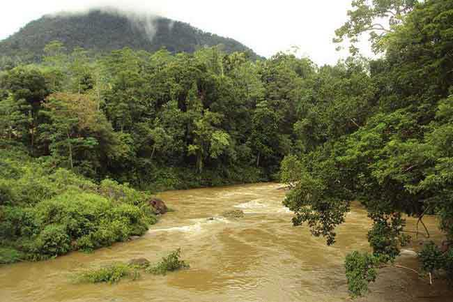 Water levels of Kelani, Ging and Kalu rivers on the rise