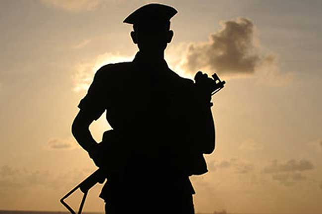 Soldier on duty at Army Headquarters takes his own life