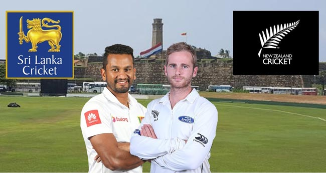 NZ to bat first against SL in Galle test