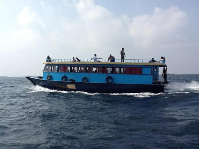 Sri Lanka pushes for resuming ferry service with India