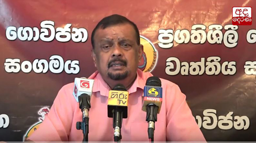 Fonseka spoke truth despite being an opponent - S.M. Chandrasena
