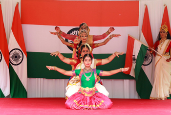 Indian Independence Day celebrations in Sri Lanka...