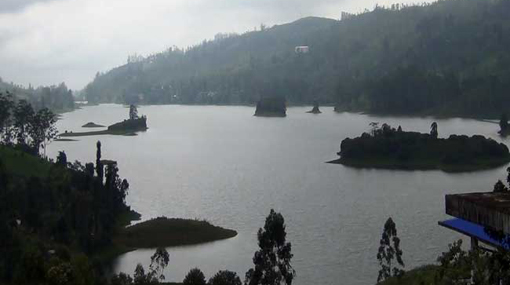 Water levels of two reservoirs on the rise