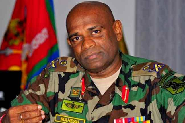 Army Commander's term of service expires
