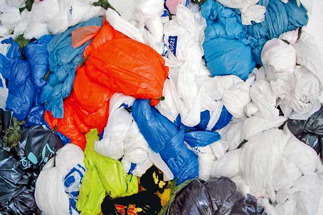 Substandard polythene products still in market
