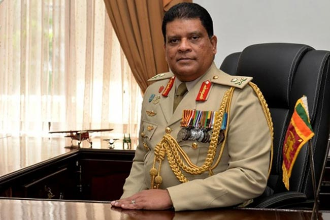 Sri Lanka responds to criticism over new Army Commander