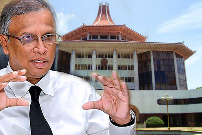 Sumanthiran files petition for intervention concerning PC polls