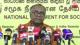 We will only support a national candidate - Sarath Wijesooriya