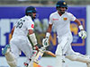 Sri Lanka opt to bat in second Test