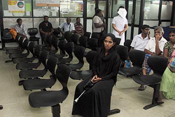 Doctors launch token strike...