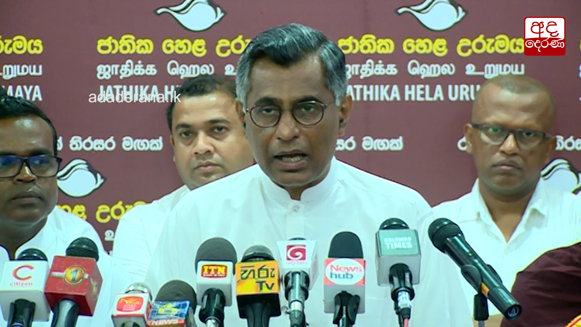 JVP candidiate cannot save country from danger - Patali
