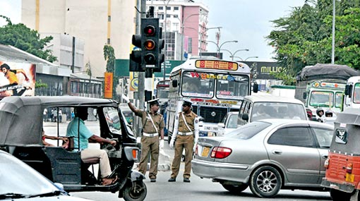 Public suggestions sought to reduce Colombo traffic