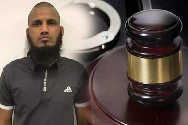 Kanjipani Imran sentenced to 6 years RI