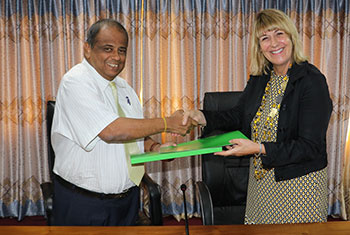 WFP extends support to vulnerable areas in Sri Lanka...