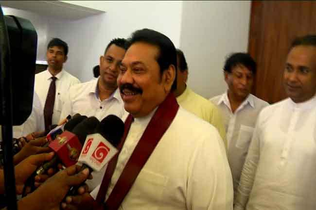 I would like it if Sajith becomes presidential candidate - Mahinda