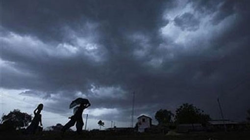 Thundershowers predicted in several provinces