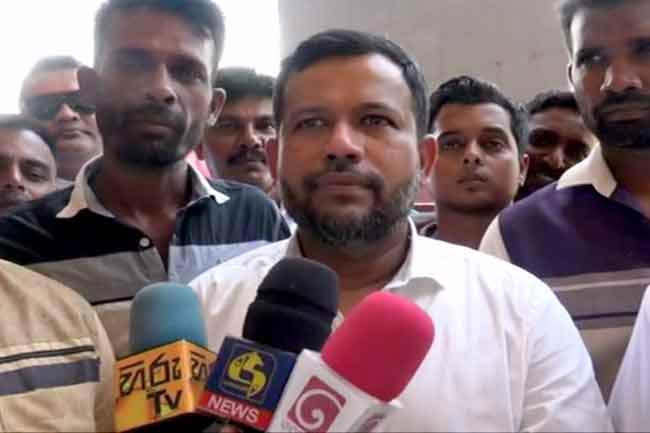 Will support candidate who is good for country – Bathiudeen